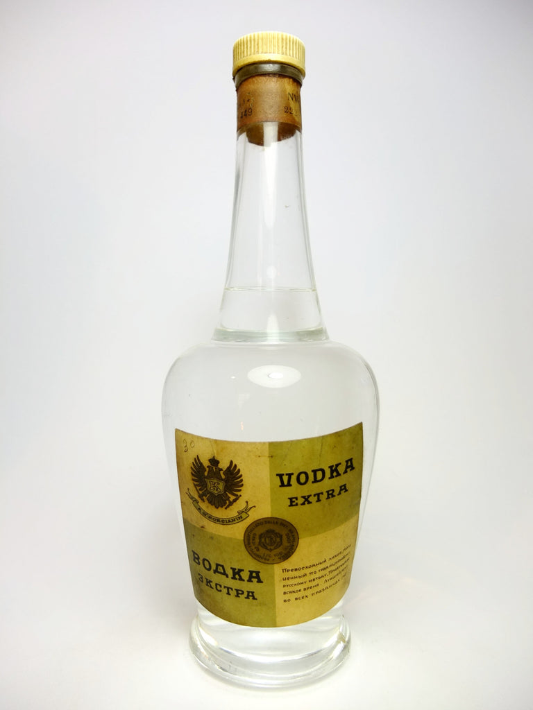 Brams Vodka Extra (Bologna) - 1960s (ABV Not Stated, 100cl)