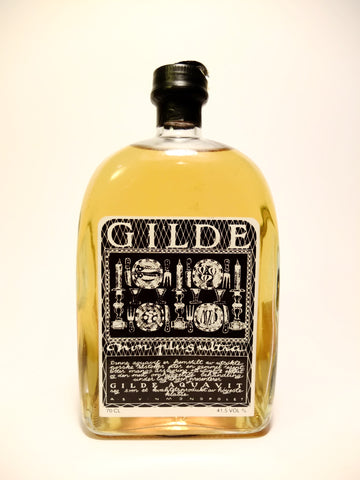 Gilde, Non Plus Ultra Norwegian Aquavit - 1990s (41.5%, 70cl)