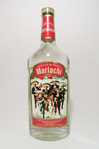 Tequila Mariachi - 1980s (38%, 75cl)