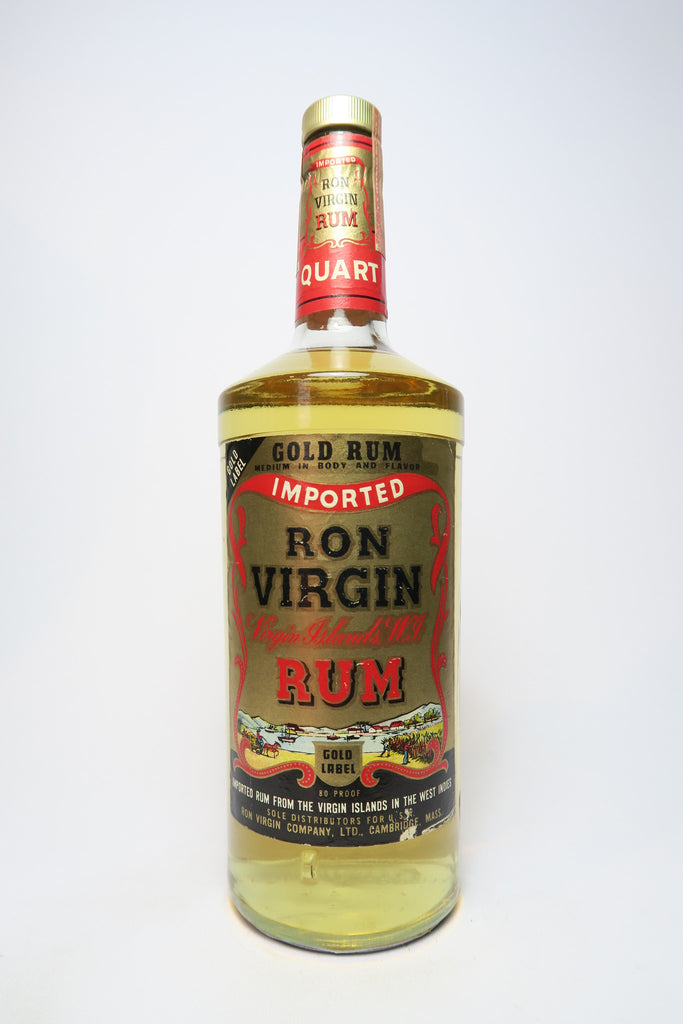 Ron Virgin - 1960s (40%, 94.6cl)