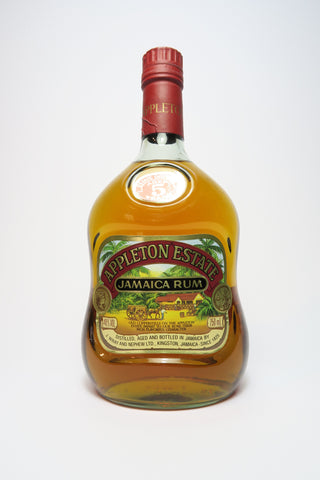 Appleton Estate 5YO Jamaica Rum - 1980s (40%, 75cl)