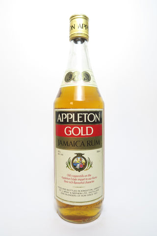 Appleton Gold Jamaican Rum - 1970s (43%, 75cl)