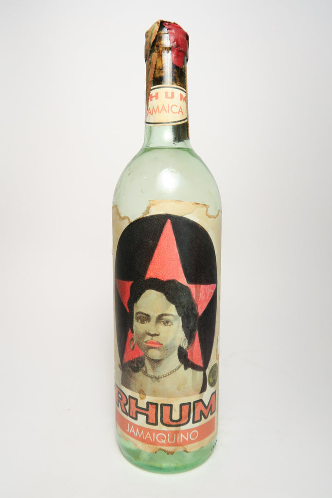 Rhum Jamaiquino - 1950s (ABV Not Stated, 75cl)