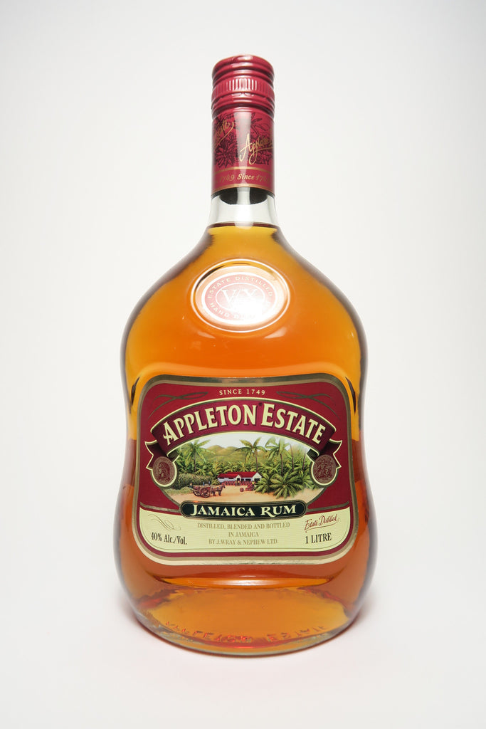 J. Wray & Nephew Appleton Estate V/X Jamaica Rum - early 2000s (40%, 100cl)