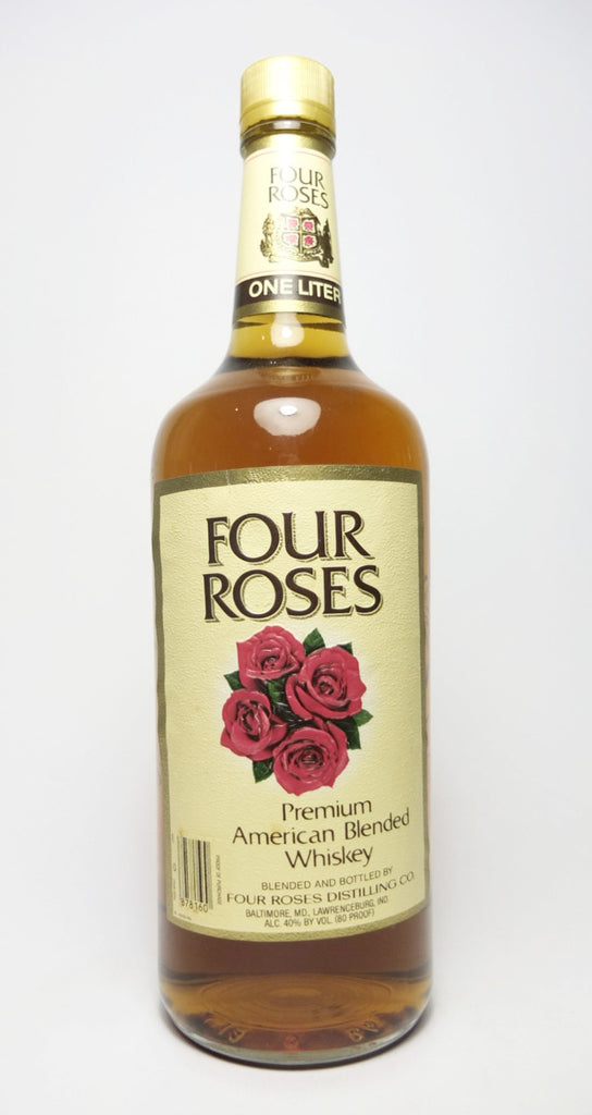 Four Roses Premium Blended American Whiskey - Bottled 1994 (40%, 100cl)