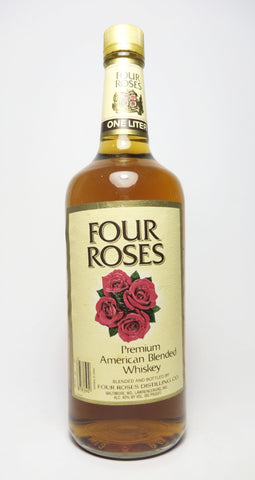 Four Roses Premium American Blended Whiskey - Bottled 1994 (40%, 100cl)