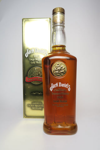 Jack Daniel's Tennessee Sour Mash Whiskey - 2010s (43%, 100cl)
