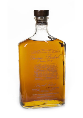 George Dickel Barrel Select Tennesse Whisky - 2010s (43%, 75cl)