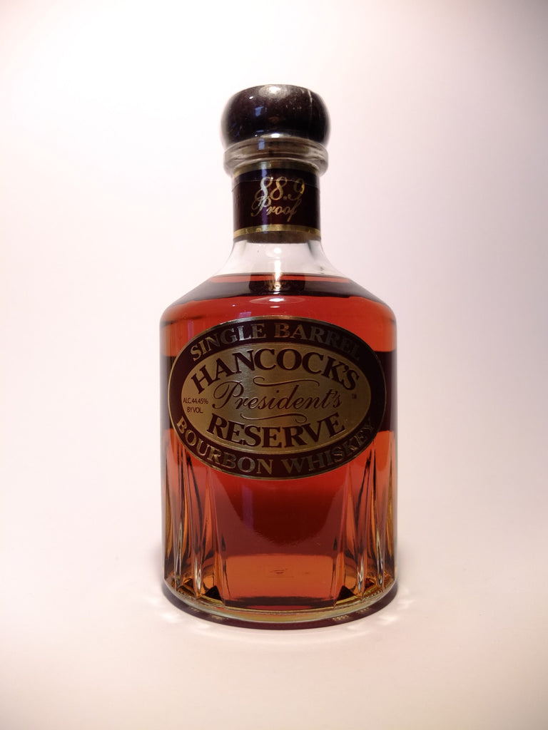 Hancock's Single Bourbon President's Reserve Bourbon Whisky - 2000s (44.45%, 75cl)
