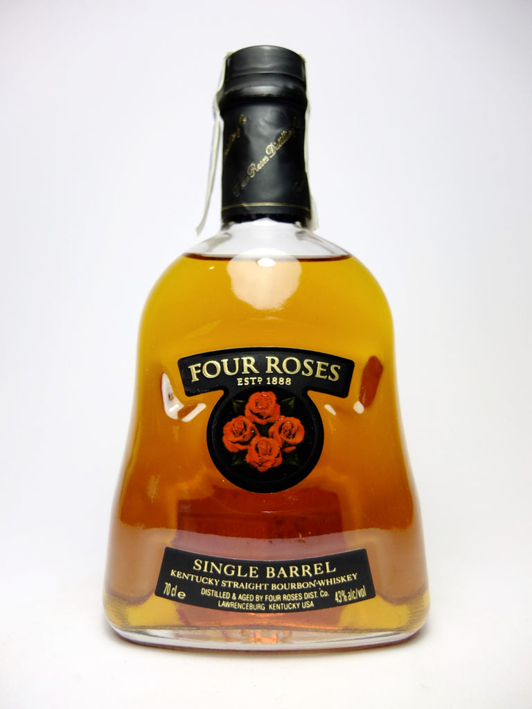Four Roses Single Barrel Kentucky Straight Bourbon Whiskey - Bottled 2001 (43%, 70cl)