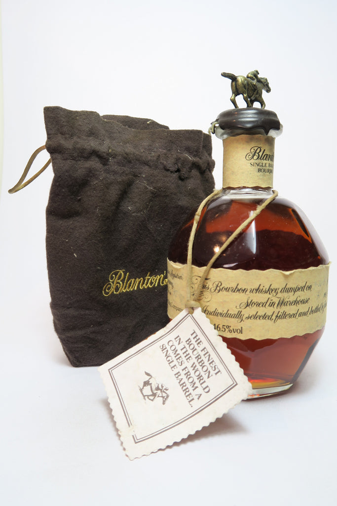 Blanton's Single Barrel Kentucky Straight Bourbon Whiskey - 1996 (46.5%, 70cl)