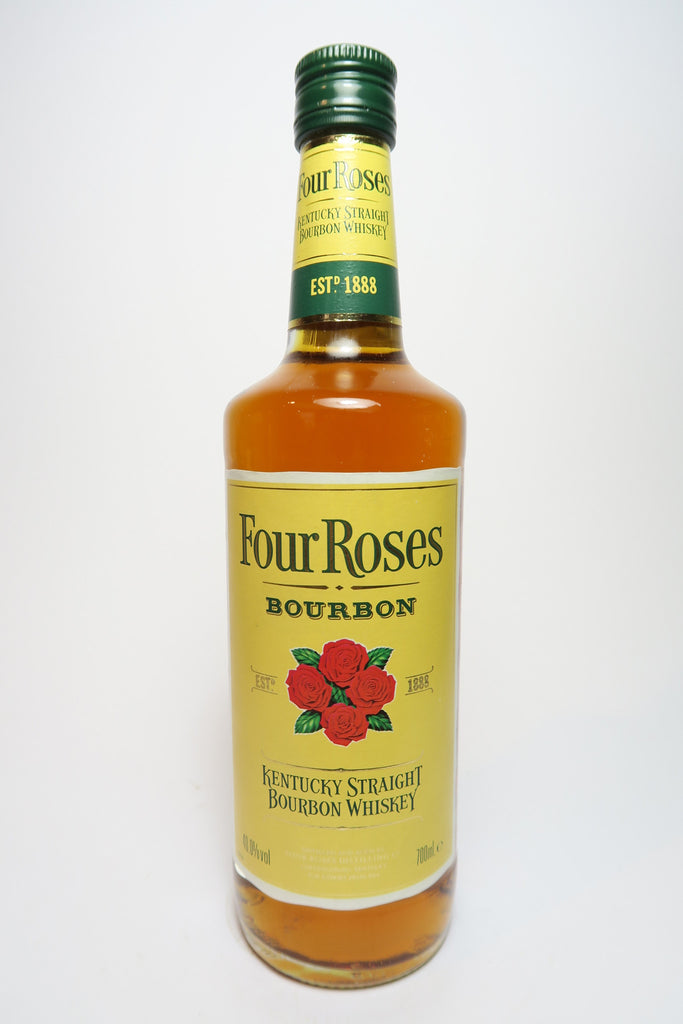 Four Roses Kentucky Straight Bourbon Whiskey - post-1990 (40%, 70cl)