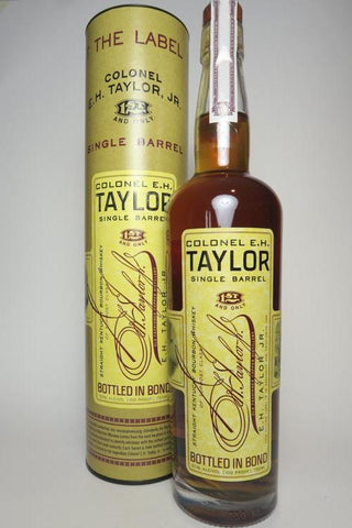 Colonel E.H. Taylor Single Barrel Kentucky Straight Bourbon Whiskey - Bottled 2016 (50%, 75cl)