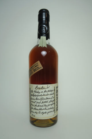 Booker's 7YO Kentucky Straight Bourbon Whiskey - Distilled 2008 / Bottled 2015 (64%, 70cl)