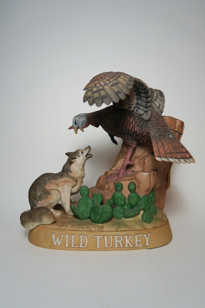 Austin Nichols Wild Turkey 8YO Kentucky Bourbon - Distilled 1978 / Bottled 1986 (50.5%, 75cl)