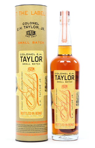 Colonel E.H. Taylor Small Batch Straight Kentucky Bourbon Whiskey - Bottled 2013 (50%, 75cl)