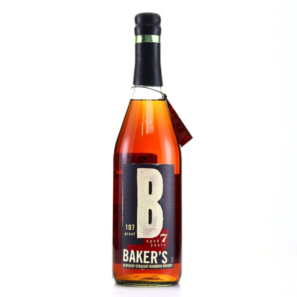 Baker's 7YO Kentucky Straight Bourbon Whisky - 2010s (53.5%, 75cl)