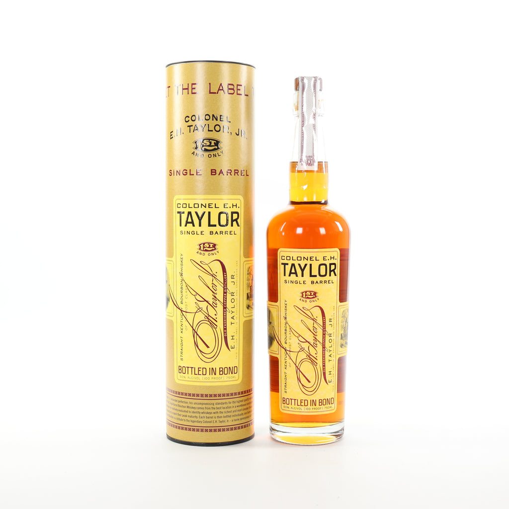 Colonel E.H. Taylor Single Barrel Straight Kentucky Bourbon Whiskey - Bottled 2014 (50%, 75cl)