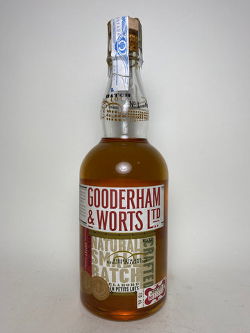 Gooderham & Worts Natural Small Batch Canadian Whisky - 2010s (45%, 70cl)