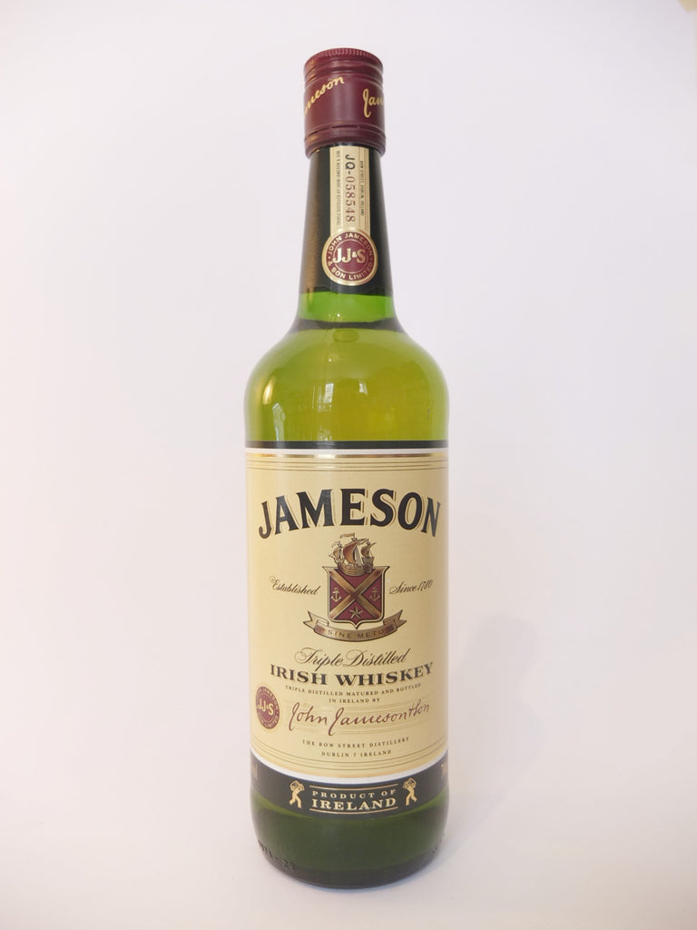 Jameson Irish Whiskey - 1990s (40%, 70cl)