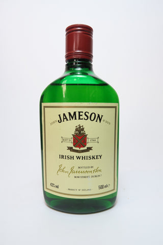 John Jameson & Son's Blended Irish Whiskey - 1980s (43%, 50cl)
