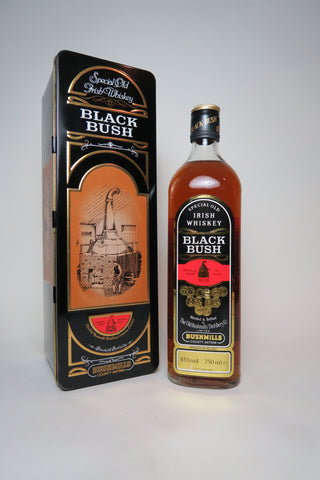 Bushmills Black Bush Irish Whisky - 1980s (43%, 75cl)