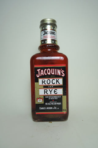 Chas. Jacquin & Co. Rock & Rye - 2000s (40%, 75cl)