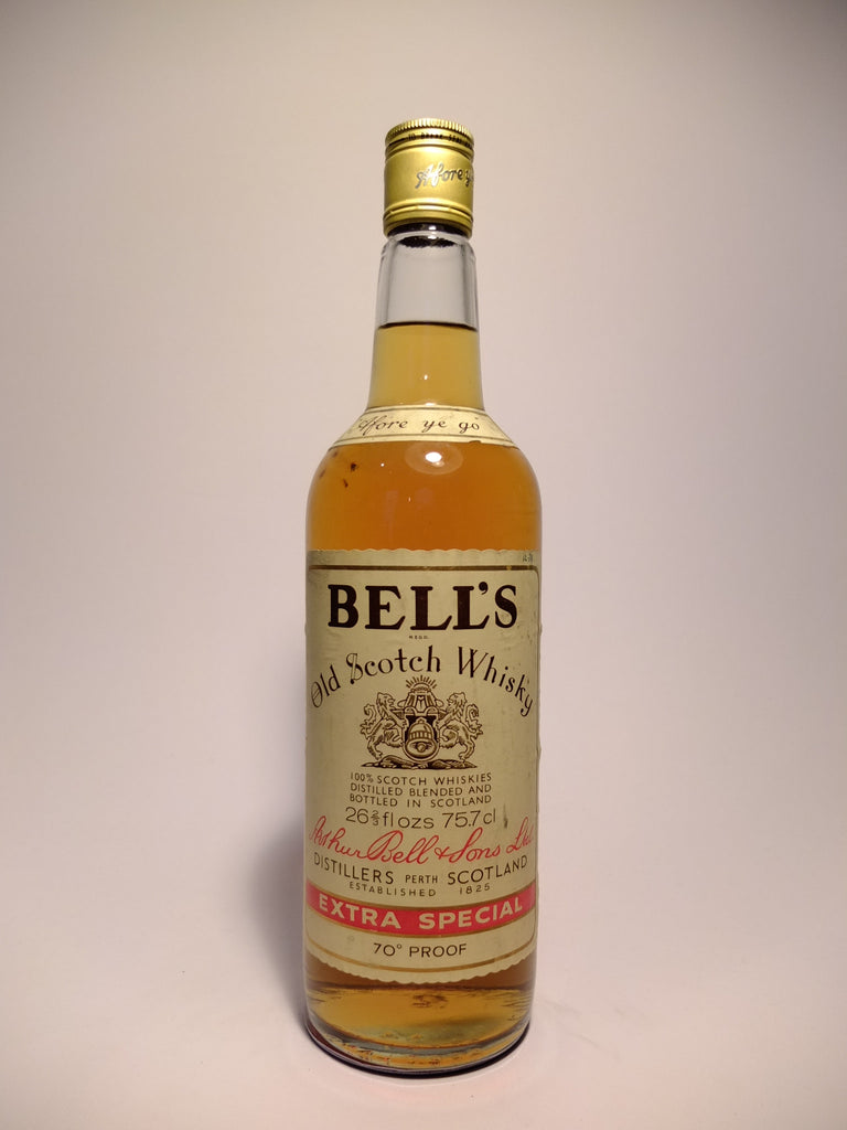 Bell's Old Scotch Whisky Extra Special - 1970s (40%, 75cl)