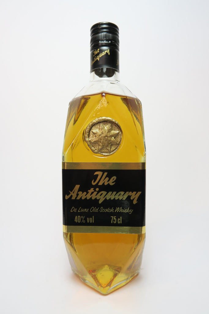 The Antiquary Blended Scotch Whisky - c.1980 (40%, 75cl)