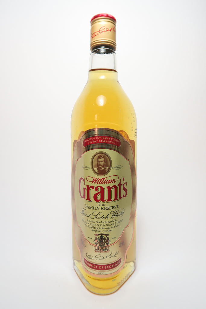 Grant's Millenium Blended Scotch Whisky - 2000s (40%, 70cl)