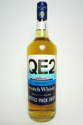 W. P. Lowrie's QE2 Blended Scotch Whisky - c. 1967 (40%, 100cl)