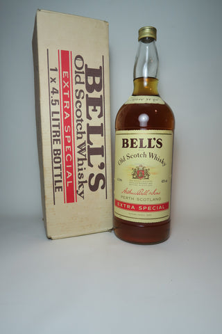 Arthur Bell's Blended Scotch Whisky - early 1980s (40%, 454cl)