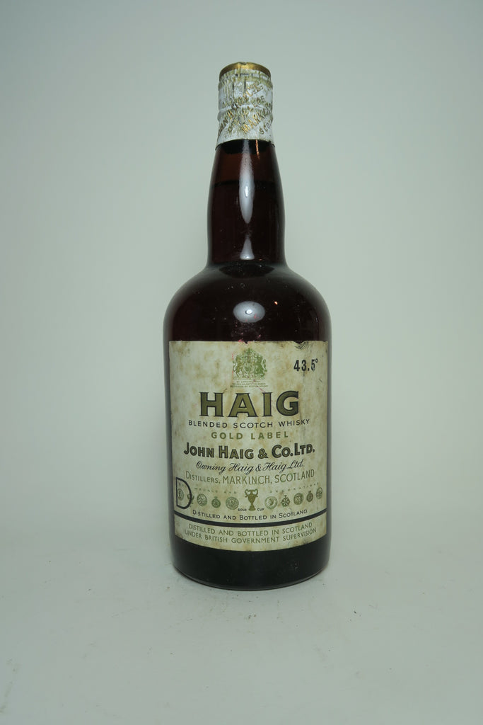 It's just a picture of Dynamic Haig Gold Label Original Blended Scotch Whisky