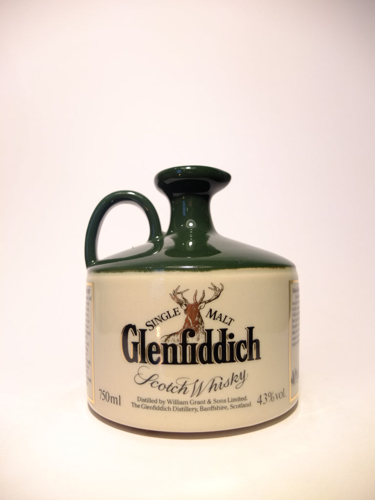 Glenfiddich Single Malt Scotch Whisky - 1970s (43%, 75cl)