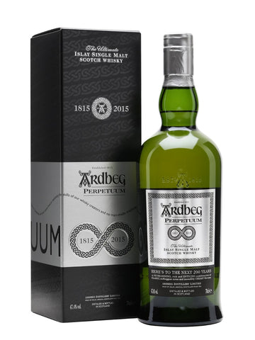 Ardbeg Perpetuum Islay Single Malt Whisky -  Released 2015 (47.4%, 70cl)