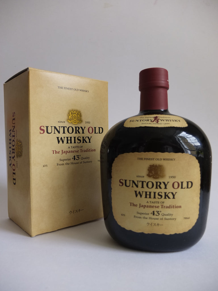Suntory Old Whisky - 2000s (43%, 70cl)
