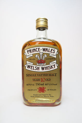 The Welsh Whisky Co.