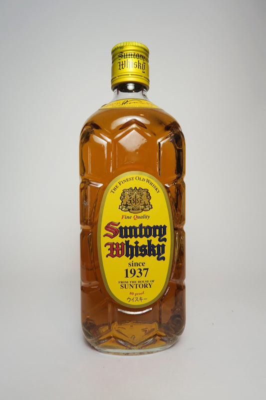 Suntory Kakubin Blended Japanese Whiskey - 1990s (40%, 70cl)