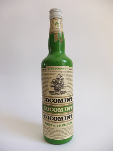 Greendom Cocomint - 1980s (16%, 75cl)