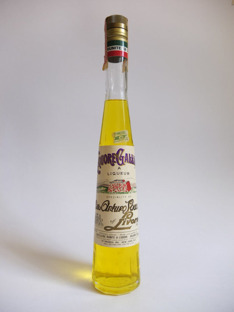 Liquore Galliano - 1960s (40%, 35cl)