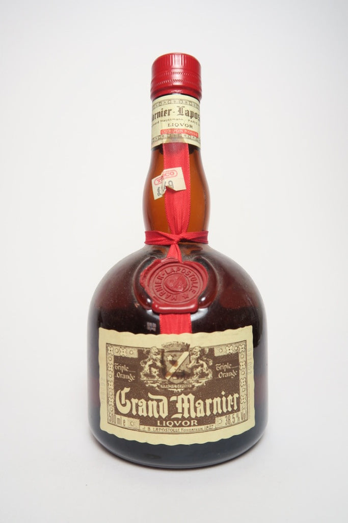 Grand Marnier Cordon Rouge - 1980s (38.5%, 50cl)