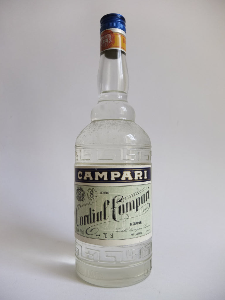 Campari Cordial - Early 1980s (36%, 70cl)