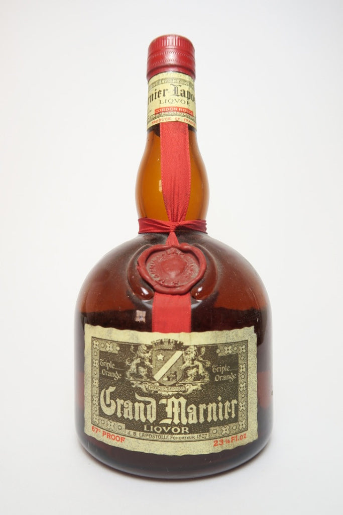 Grand Marnier Cordon Rouge - 1960s (38%, 66cl)