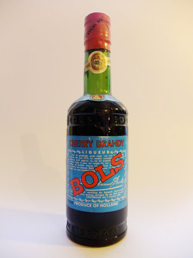 Bols Cherry Brandy - 1970s (24%, 37cl)