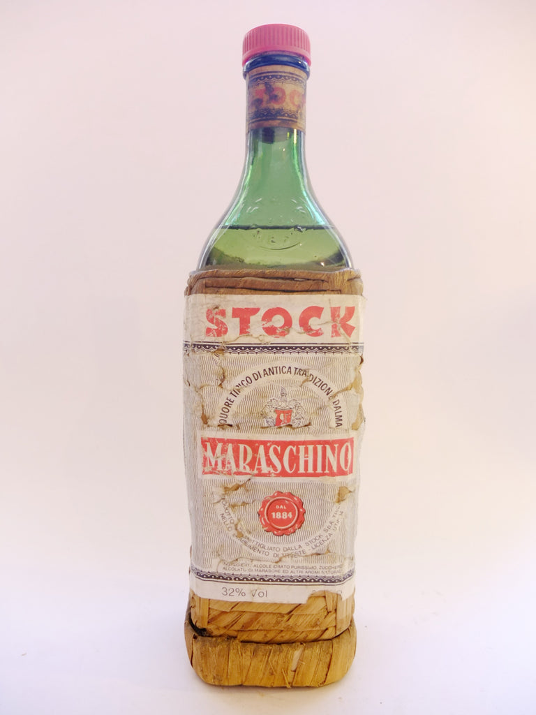 Stock Maraschino - 1950s (32%, 100cl)