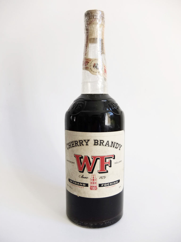 Wynand Fockink's Cherry Brandy - 1960s (24%, 75cl)