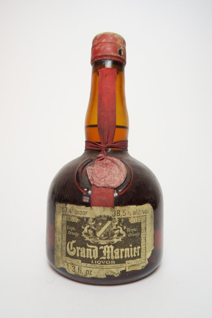 Grand Marnier Cordon Rouge - 1960s (38.5%, 35cl)
