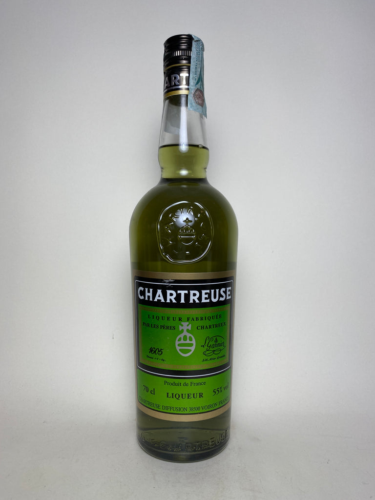 Chartreuse, Green, Voiron - Dated 935 (2019), (55%, 70cl)