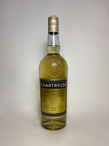 Chartreuse Yellow Voiron - 1975-82 (40%, 70cl)