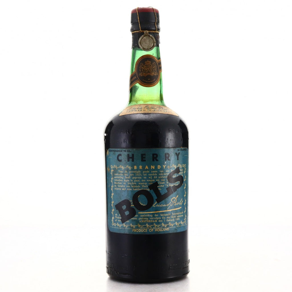 Bols Cherry Brandy - 1949-59 (25%, 75cl)